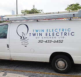 Twin Electric of Chicago – Low Voltage Electrical Contractor